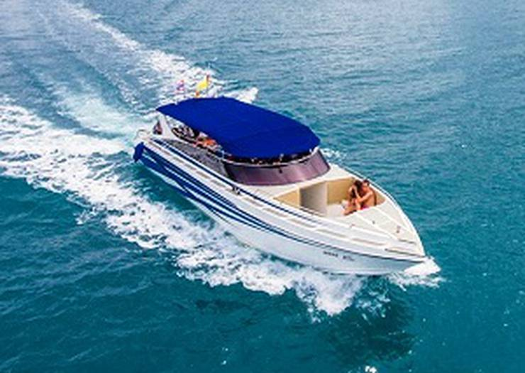 Private Speed Boat Transfer Service from Samui  Airport - Resort Phangan Bayshore Resort & Spa Surat Thani, Koh Phangan