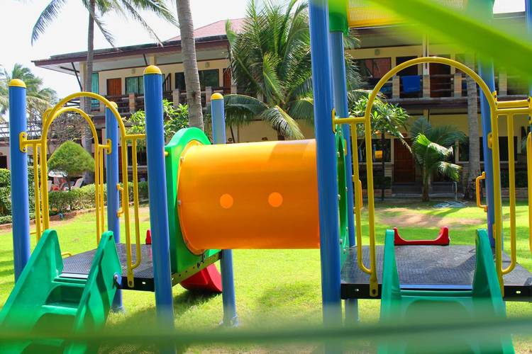 Playground Phangan Bayshore Resort & Spa Surat Thani, Koh Phangan