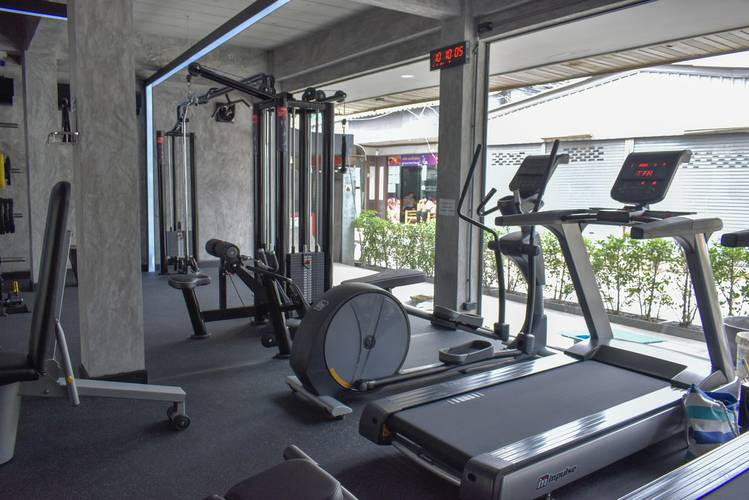 Gym Phangan Bayshore Resort & Spa Surat Thani, Koh Phangan
