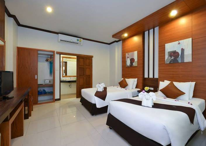 Standard room Phangan Bayshore Resort & Spa Surat Thani, Koh Phangan