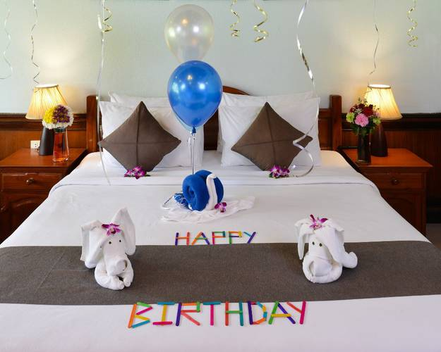 Birthday set up Phangan Bayshore Resort & Spa Surat Thani, Koh Phangan