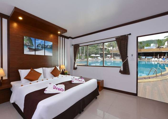 Superior poolside room Phangan Bayshore Resort & Spa Surat Thani, Koh Phangan