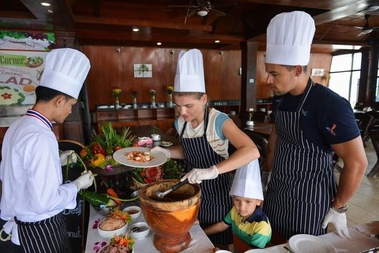 Cooking class Phangan Bayshore Resort & Spa Surat Thani, Koh Phangan