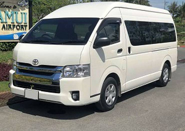 Transfer Service from Samui Airport - Resort Phangan Bayshore Resort & Spa Surat Thani, Koh Phangan