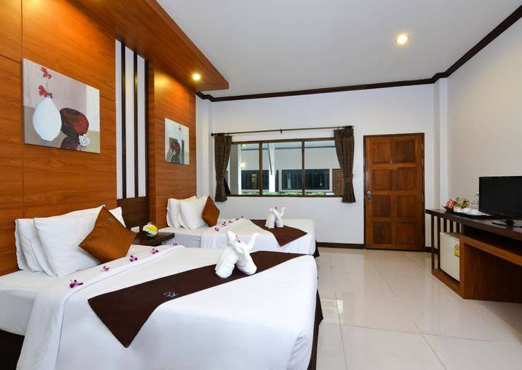 STANDARD ROOMS Phangan Bayshore Resort & Spa Surat Thani, Koh Phangan
