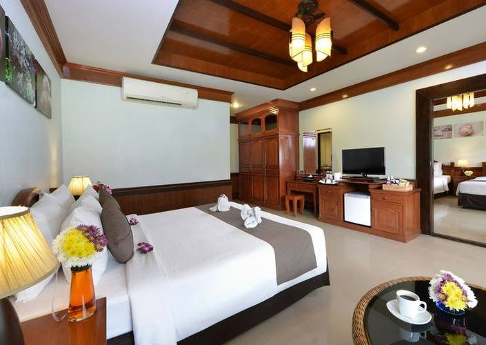 Superior grand rooms phangan bayshore resort & spa surat thani, koh phangan